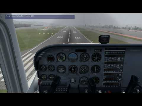 FSX C172 INSTRUMENT RATING CHECK RIDE PART 4 HD