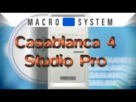 Casablanca 4 Studio Pro Promo