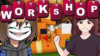 Wir bieten einen Kommentier-Workshop an! | Minecraft Master Builders