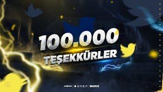 Fenerbahçe coşkusuyla 100.000'lere ulaştık! #HerZamanHerYerde #Fenerbahçe 💛💙