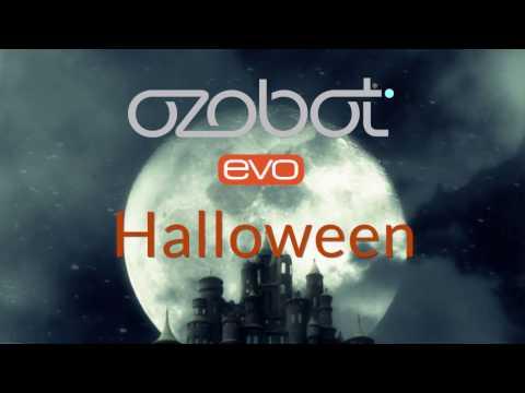Ozobot Halloween