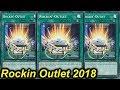 【YGOPRO】ROCKIN OUTLET HEROIC OTK DECK 2018