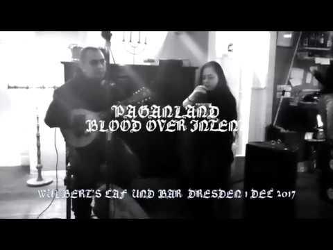 Paganland - blood over intent @ Wulbert's Café und Bar 01.12.2017 Dresden/Germany