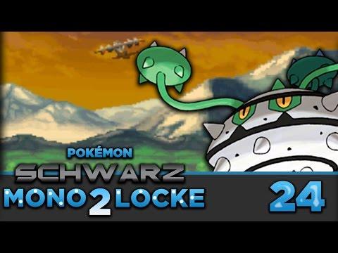 Ich will sie in den Vulkan werfen! - Pokémon Schwarz 2 Monolocke ♦ Folge 24 [Deutsch]