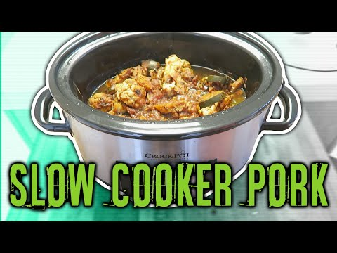 Easiest Way To Cook A Delicious & Healthy Dinner – Slow Cooker Recipe #LLTV