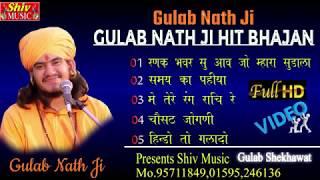 GULAB NATH JI HIT BHAJAN //Album गुलाब नाथ जी के हिट भजन एल्बम