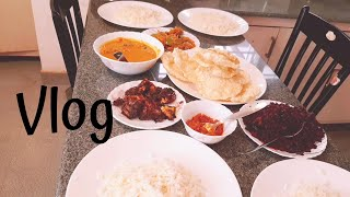Vlog | Lunch Within an Hour | Majicasa By Sajitha