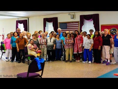 Desi Life in America – Burlington Senior Citizens
