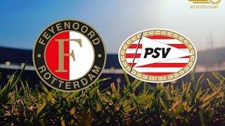 Feyenoord versus PSV