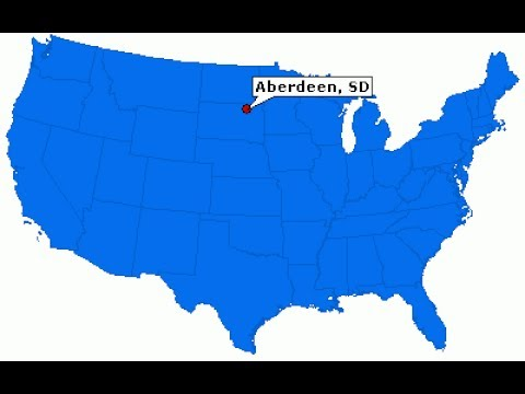 Trip to Aberdeen, SD (with special guest)