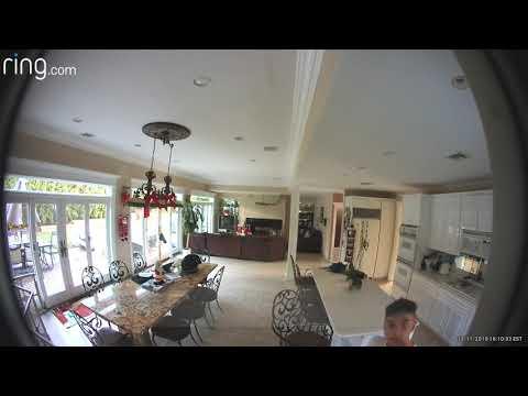 Family says Ring camera hacked; \