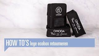 Lege ecobox retourneren | Omoda