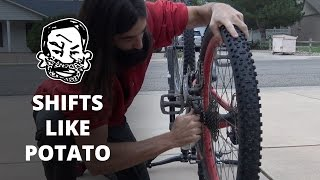 Why your bike shifts like garbage