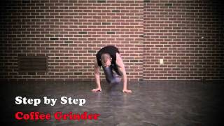 Coffee Grinder - Learn To Breakdance 1 DVD