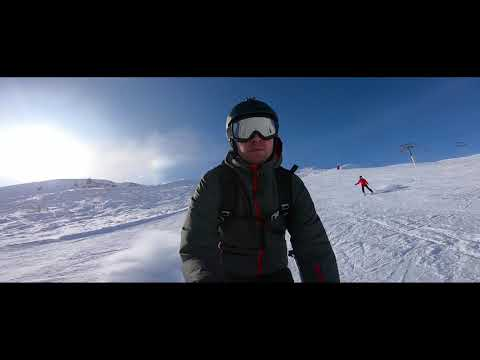 Skiing the Alps | GoPro HERO 6