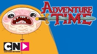 Adventure Time | Don't Scream | Cartoon Network
