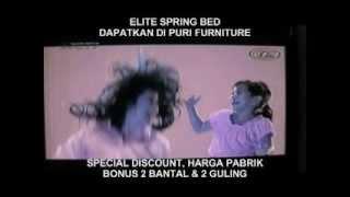 PURI FURNITURE ELITE SPRING BED PROMO