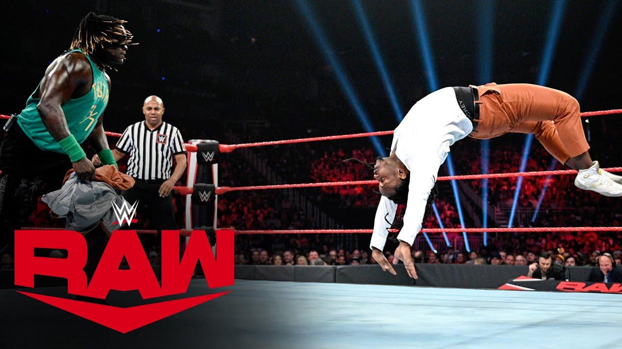 Download Reginald vs. R-Truth – 24/7 Championship Match: Raw, July 26, 2021