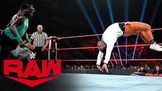 Reginald vs. R-Truth – 24/7 Championship Match: Raw, July 26, 2021