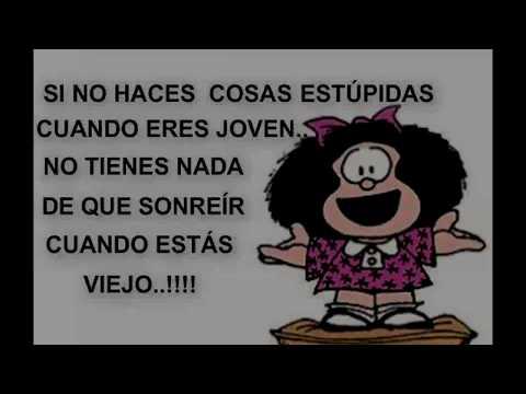 Frases De Mafalda Recopilación