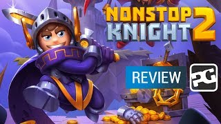 NONSTOP KNIGHT 2 | Pocket Gamer Review
