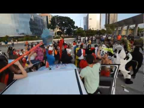 Harlem Shake Trinidad (Behind the Scenes of Sandwich Media's Harlem Shake)