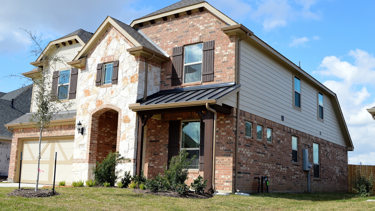 Gehan Homes Province Village Pearland New Homes