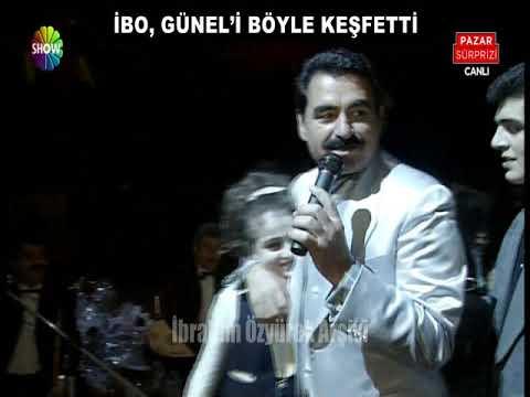 İbrahim Tatlıses'in Günel'i keşfettiği Azerbaycan konseri (1998)
