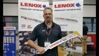 LENOX® Introduces New Range of Jig Saw Blades