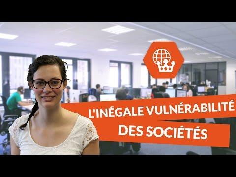 L'inégale vulnérabilité des sociétés - Histoire Géographie - digiSchool