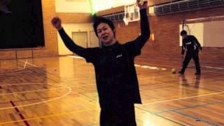 H26年度春 北海道医療大学ハンドボール部モチベ