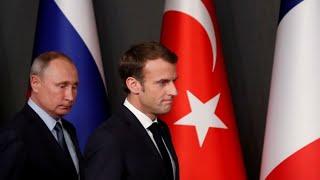 Live | French President Emmanuel Macron hosts Russia's Vladimir Putin for a visit
