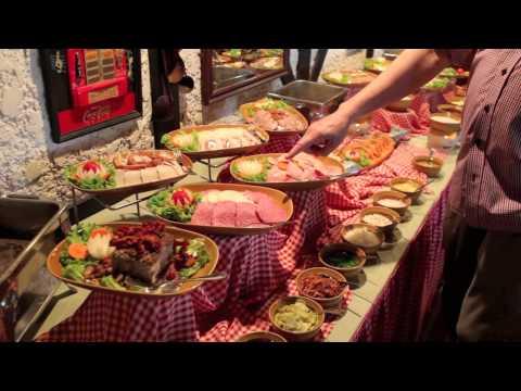 Bäst i Bankan - Stallets smörgåsbord