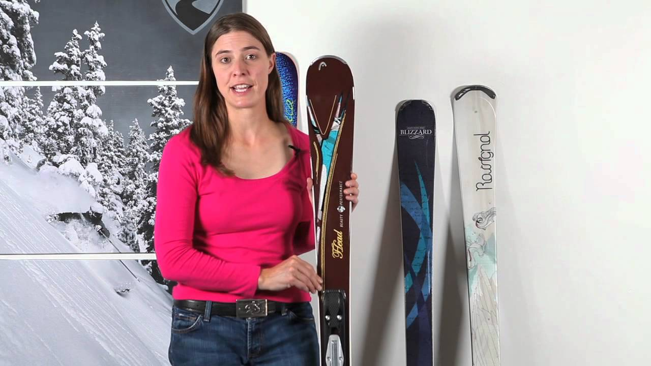 2013 Best Womens Frontside Skis - OnTheSnow Editors' Picks