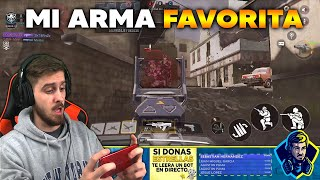 DESTROZANDO CON MI ARMA FAVORITA !! COD MOBILE CALL OF DUTY MOVIL
