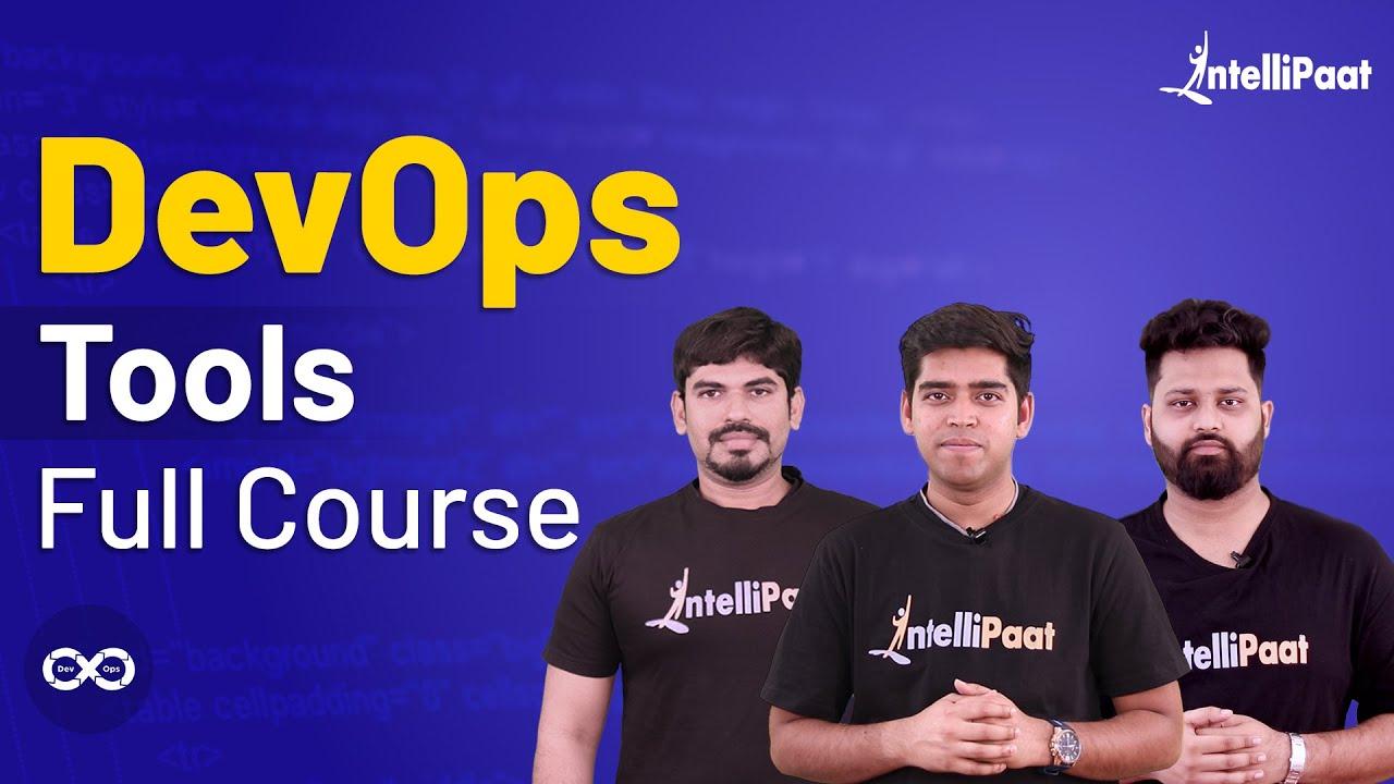 Introduction to DevOps | Learn DevOps | DevOps Tools Full Course | Intellipaat