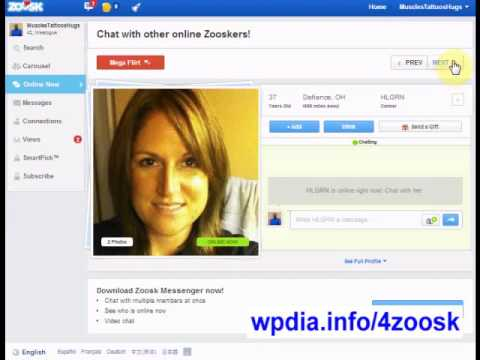 gratis melding dating zoosk
