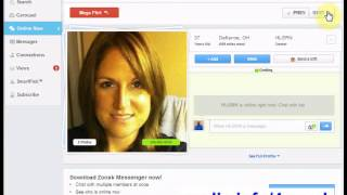 ZOOSK Free Dating