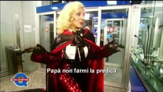 Madonna (Lucia Ocone) - Quelli che il calcio 08/03/2015