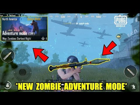 *NEW* Zombie Adventure Mode in PUBG Mobile? Update 0.12 Gameplay (Android) HD Mp3