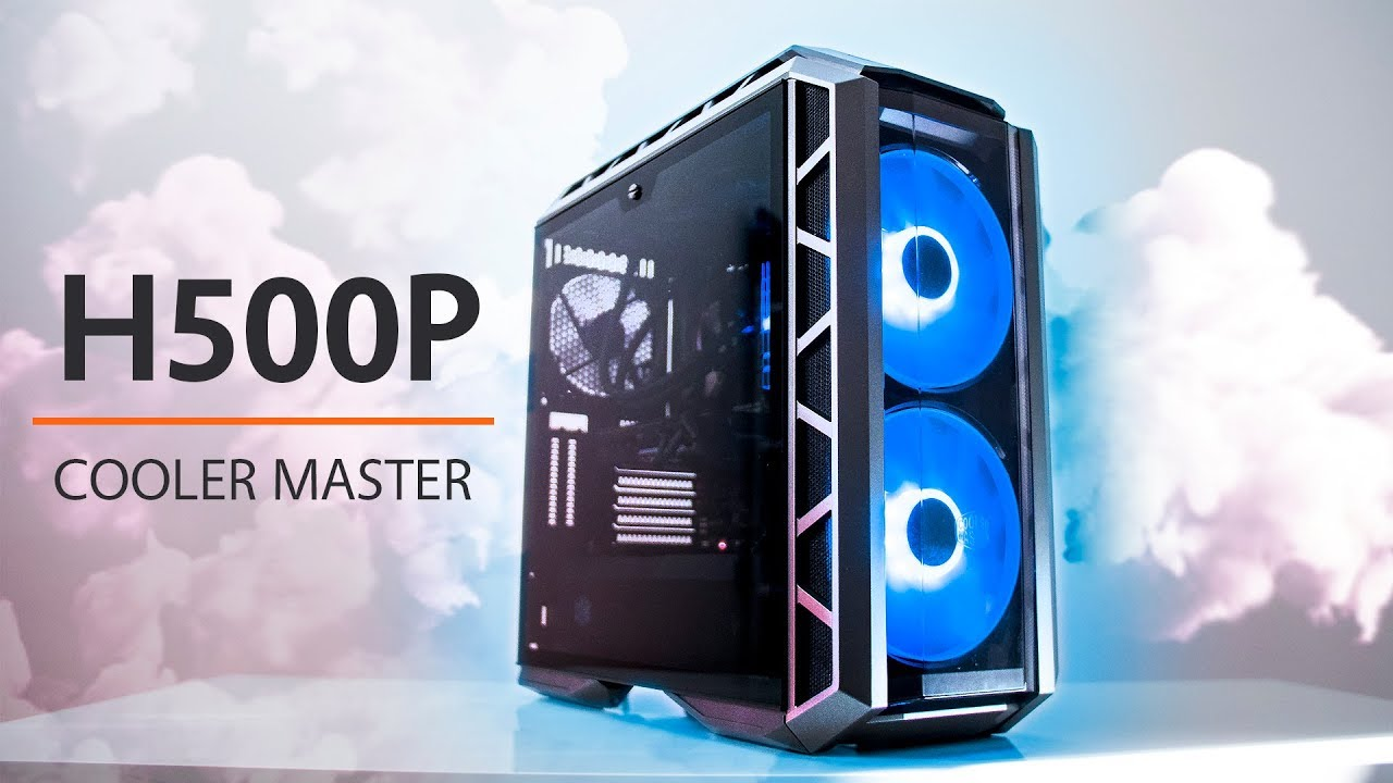 Cooler Master H500p Review It S Finally Here Youtube
