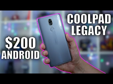Coolpad Legacy Reviews, Specs & Price Compare