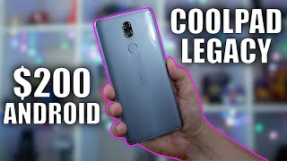 Coolpad Legacy on Metro by T-Mobile: Android at $180?