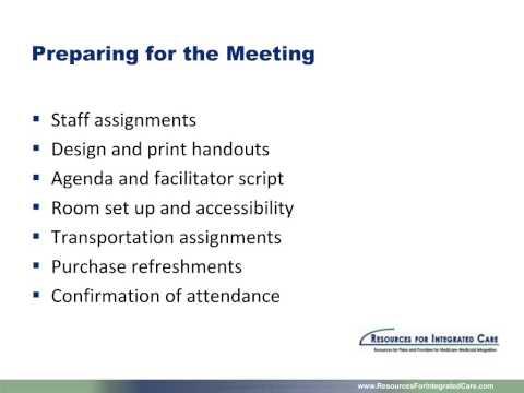 Meaningful Consumer Engagement: Member Meetings