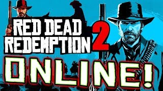 Red Dead 2 Online Beta - Red Dead Redemption 2 Multiplayer  RDR2