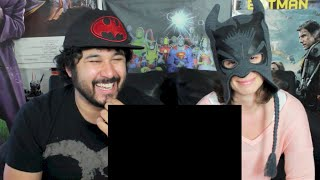 """GOTHAM IS MINE"" BATMAN: ARKHAM KNIGHT OFFICIAL TRAILER REACTION & REVIEW!!!"