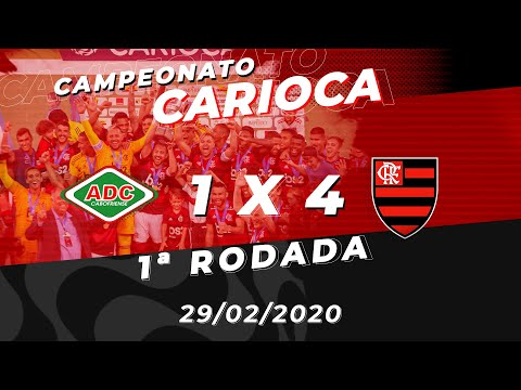 Cabofriense x Flamengo Ao Vivo - Maracanã