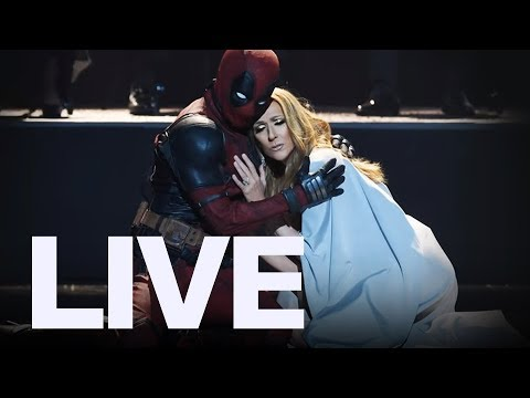 Celine Dion Remixes Deadpool Single 'Ashes' With Steve Aoki | ET Canada LIVE