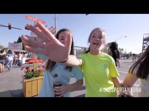Spartanburg South Carolina - New TV Ad - Visitspartanburg.com