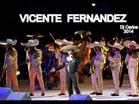 Vicente Fernandez Nortenas Mix ( Sonido  Superior 2014 )